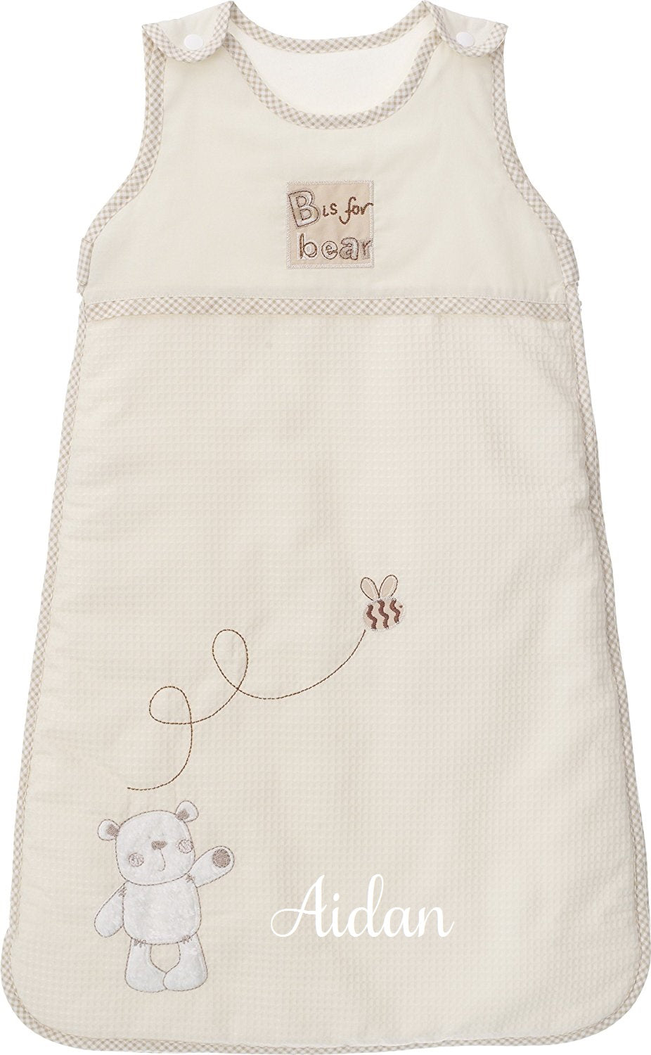 Baby Sleeping Bag- Ecru
