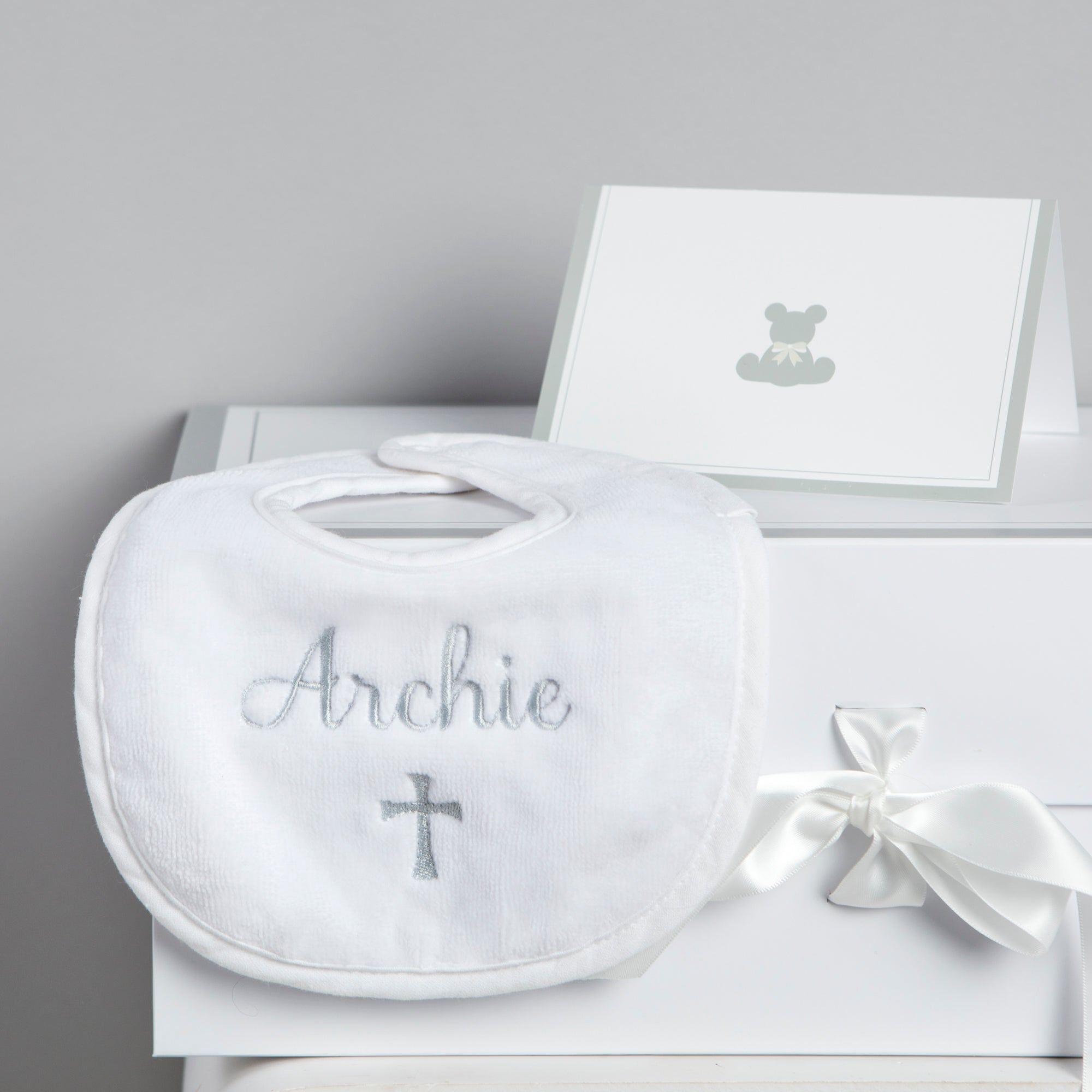 Christening Bib-Personalised