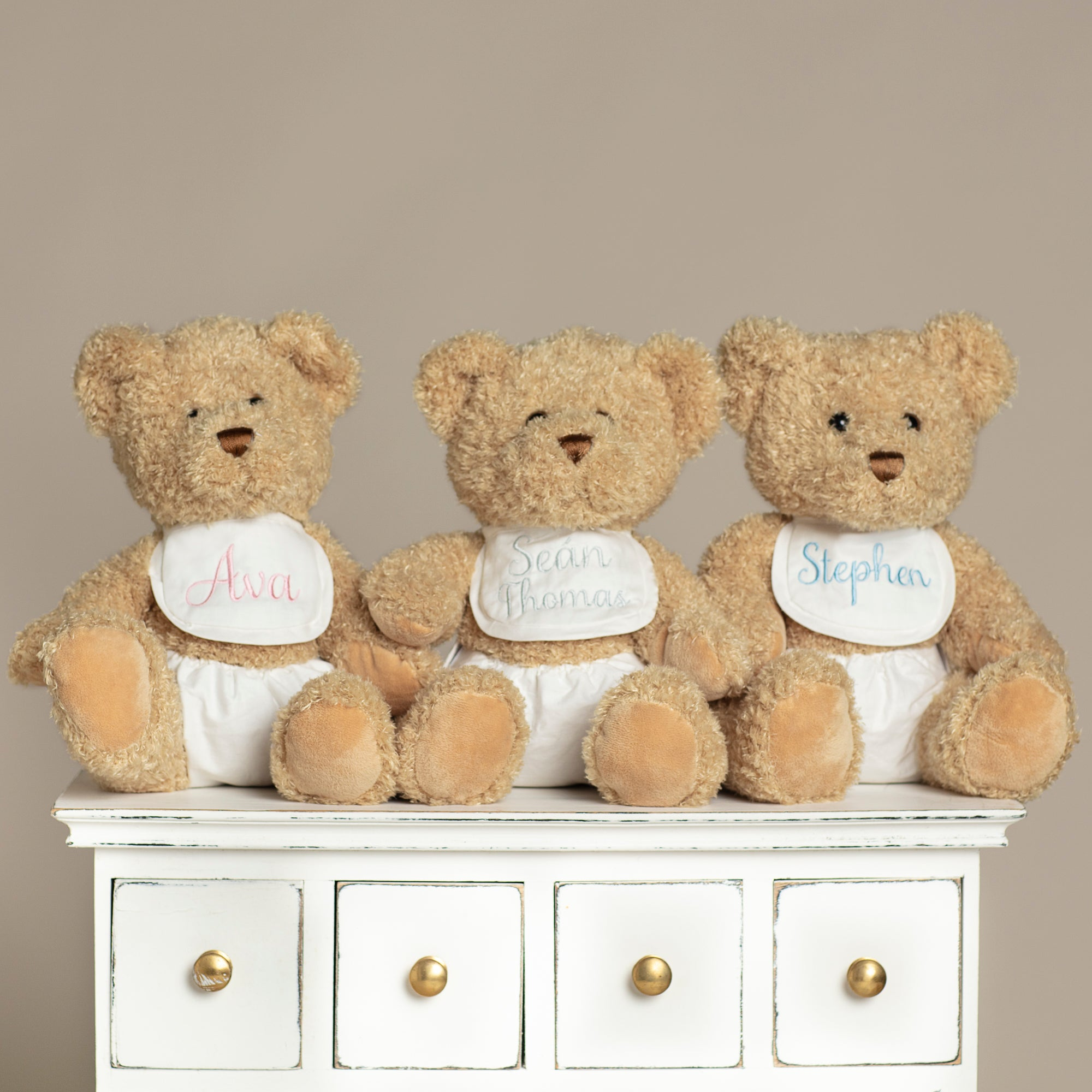 Baby Keepsake Bear- Personalised