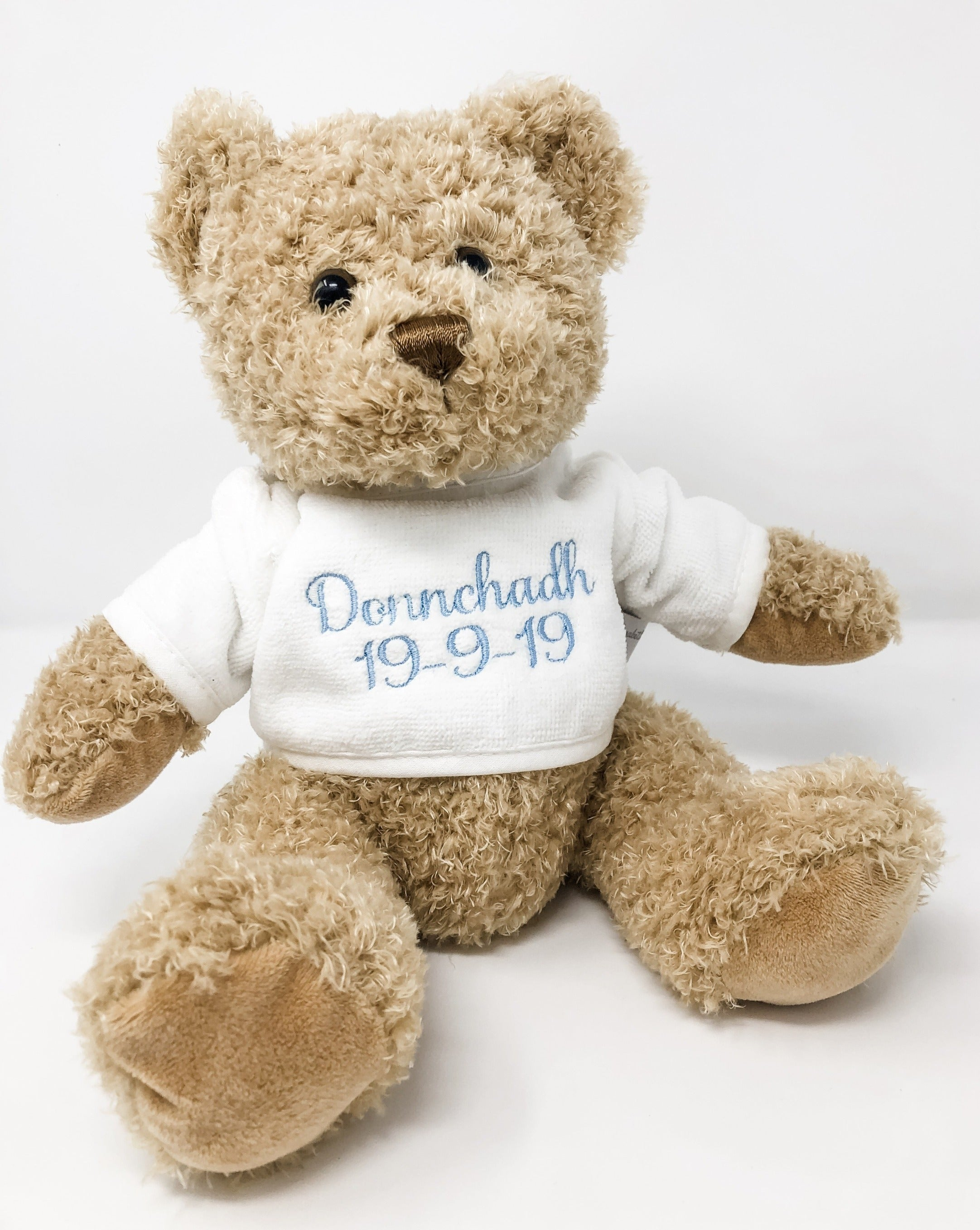 Baby's 1st Teddy Bear - Personalised