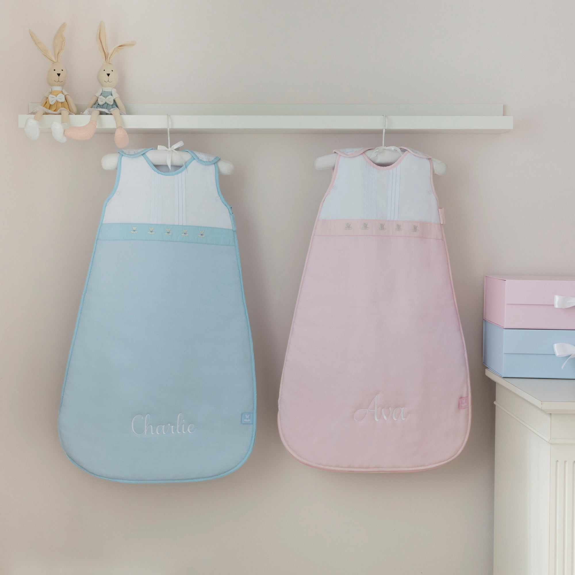 Signature Sleeping Bags for Twins