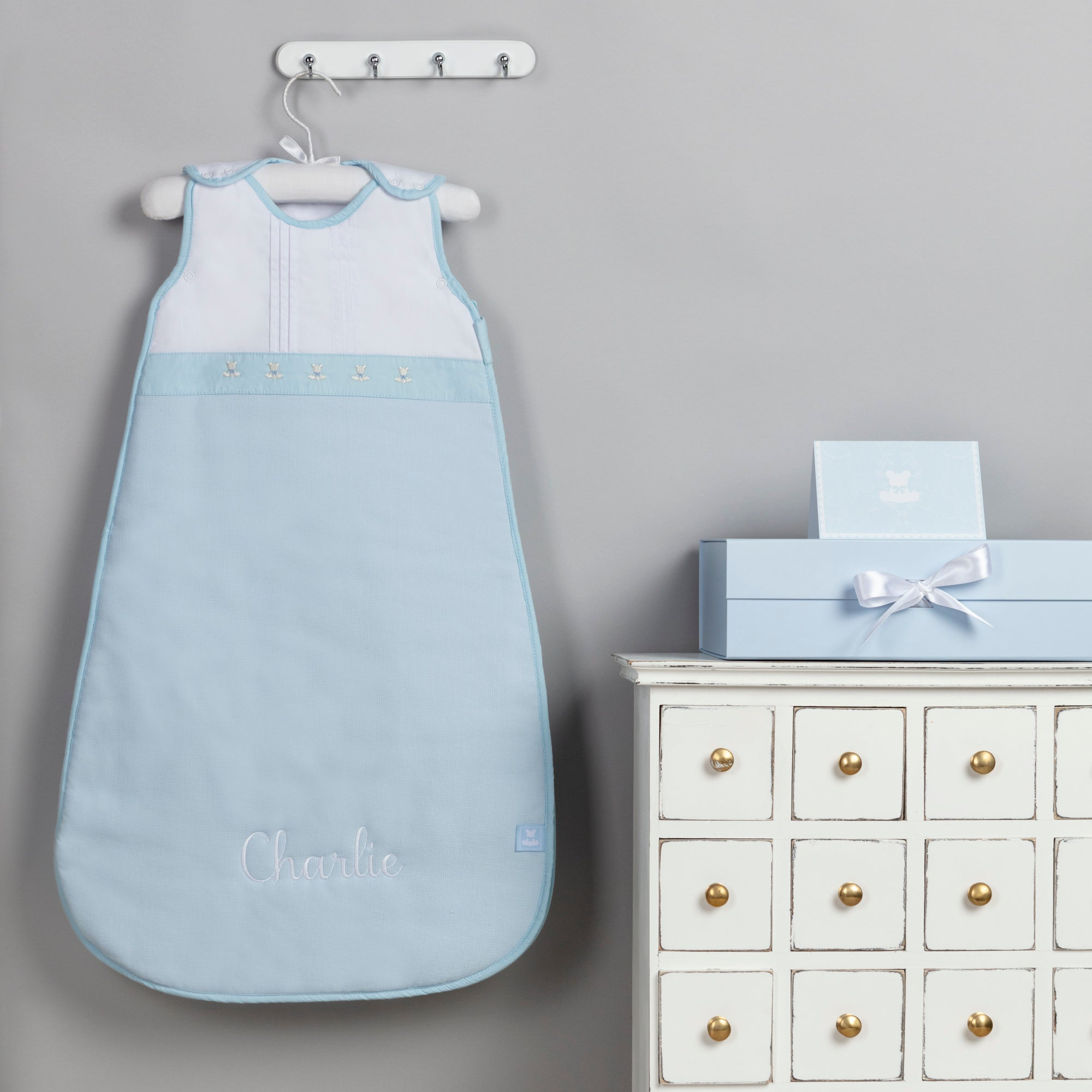 Signature Baby Sleeping Bag - Blue
