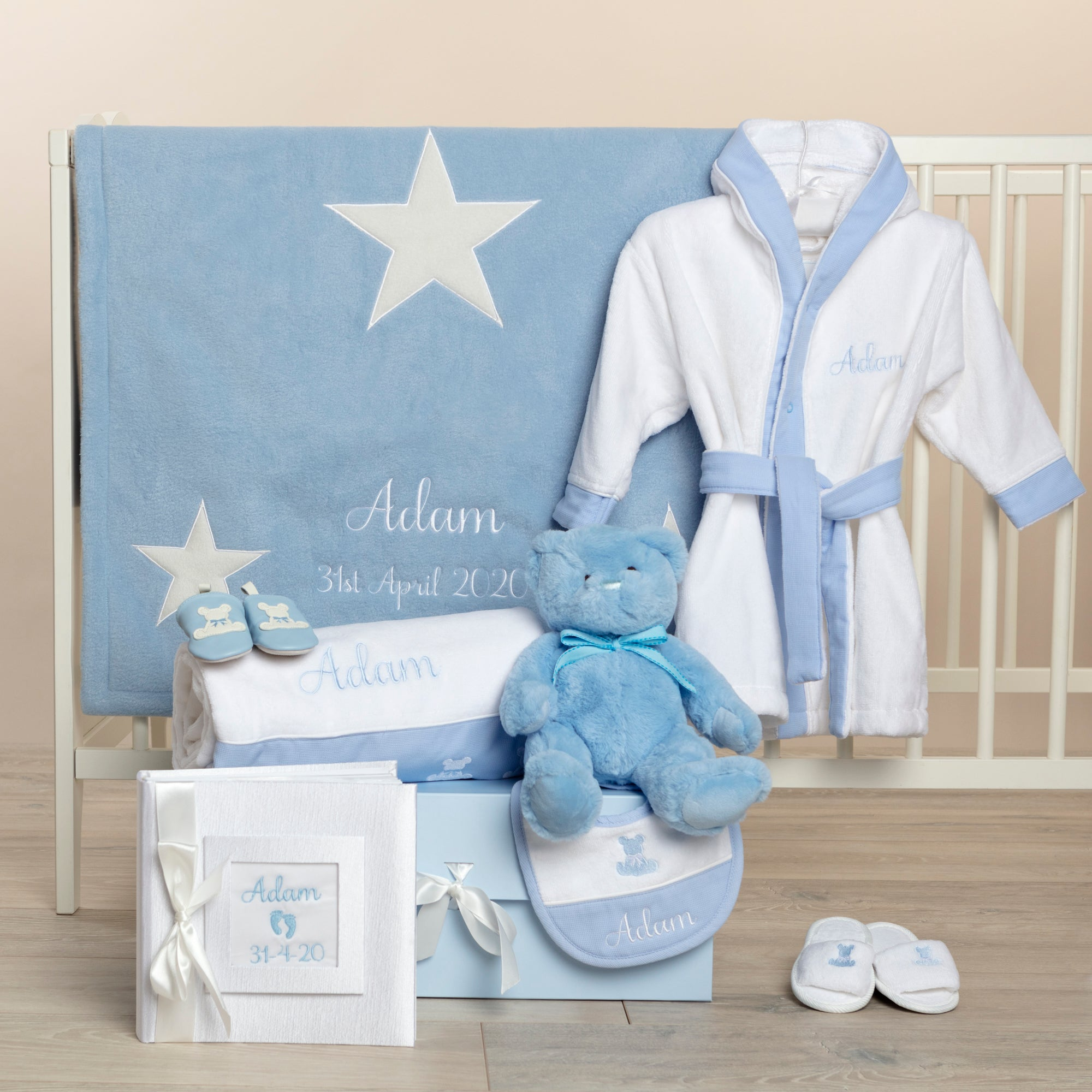Ultimate Signature Baby Hamper-Boy