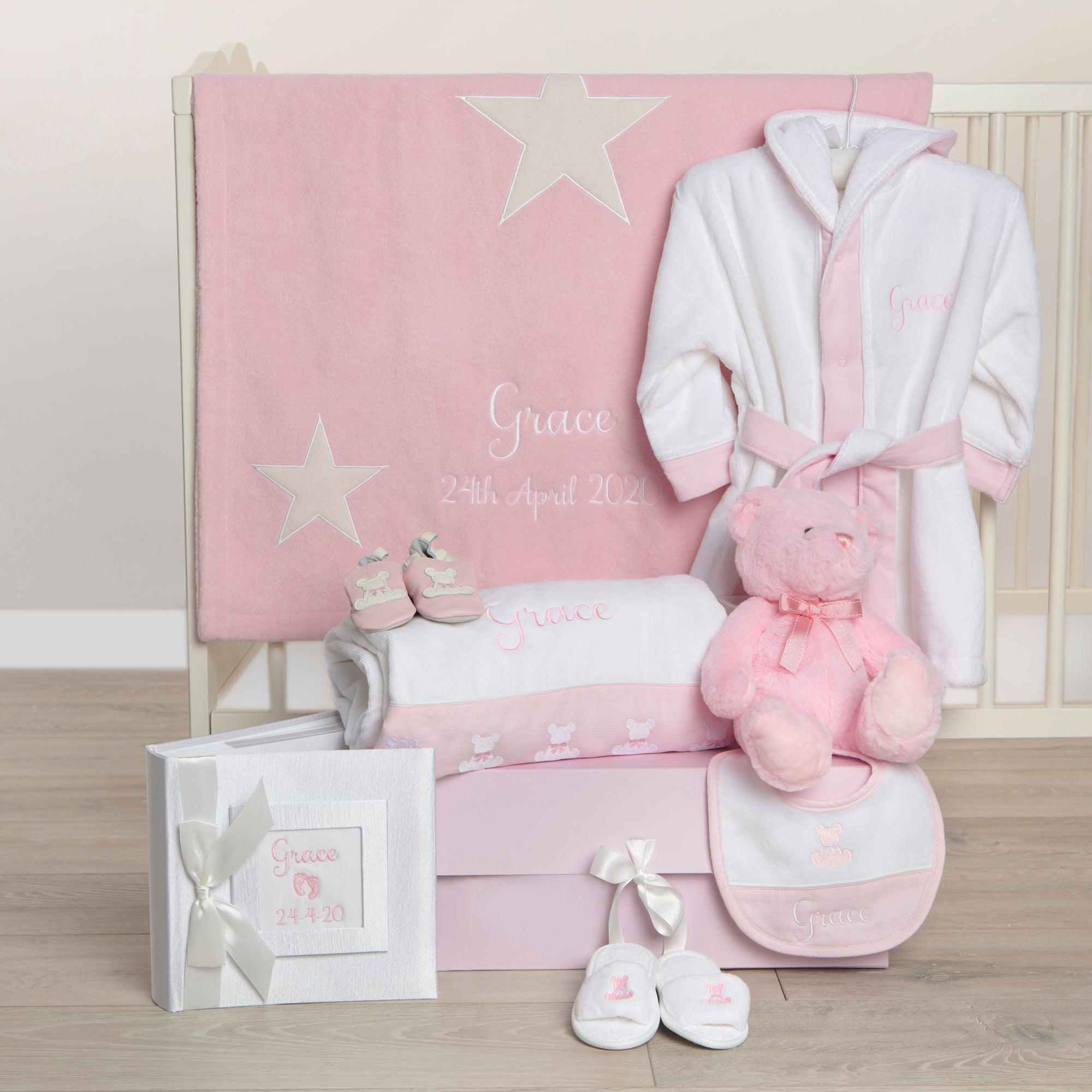 The Ultimate Signature Hamper-Baby Girl