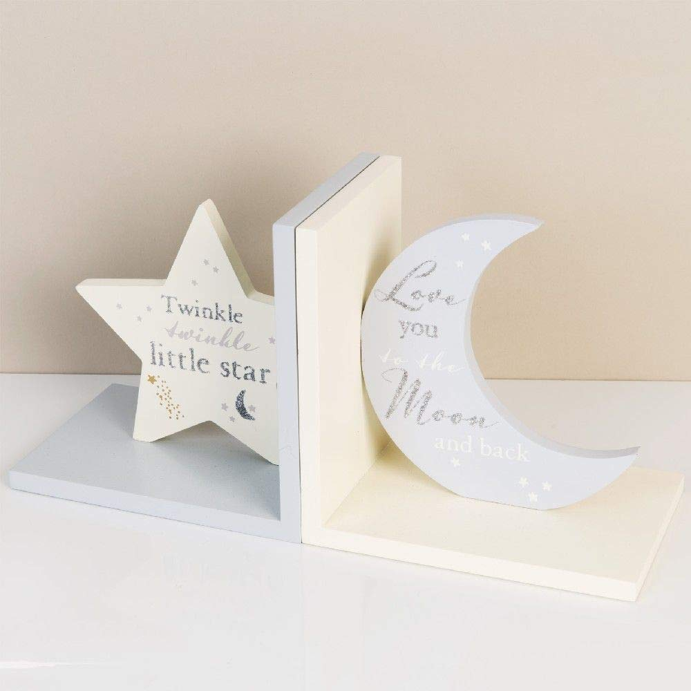 Twinkle Twinkle Bookends Baby gift