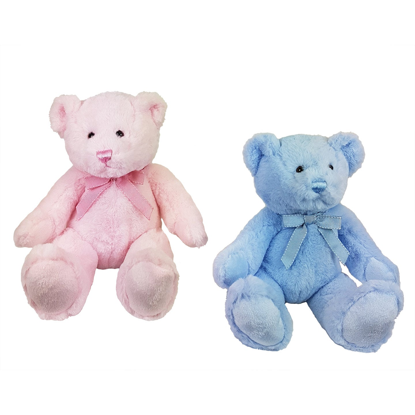 Blue/Pink Teddy Bear