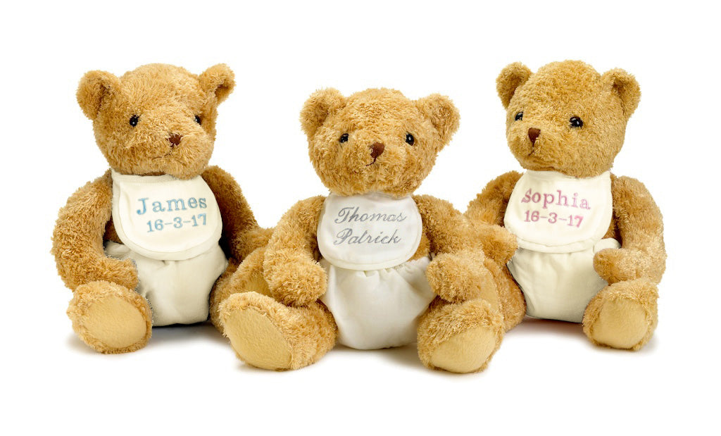 Christening Keepsake Bear-Personalised