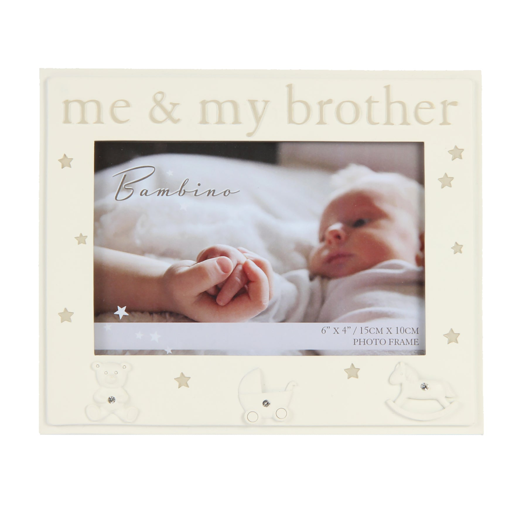 Me and My Brother Photo Frame
