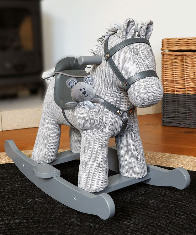 Stirling & Mac Rocking Horse- 12 months