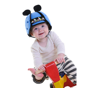 Thudguard® Infant Protective Safety Hat - Blue