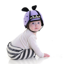 Thudguard® Infant Protective Safety Hat - Lilac