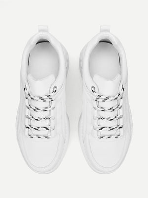 Lace-up Chunky Sneakers-lace shoes-Trendy-JayBoutique-EUR36-Trendy-JayBoutique