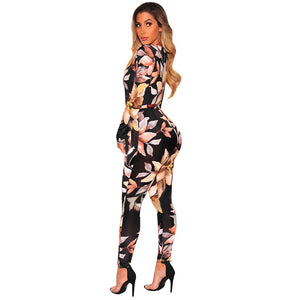 Women's Fashion Spring Jumpsuit-jumpsuit-Trendy-JayBoutique-S-Multi-Trendy-JayBoutique