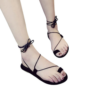 Summer Flat Sandals-Footwear-Marquise-B-35-Trendy-JayBoutique