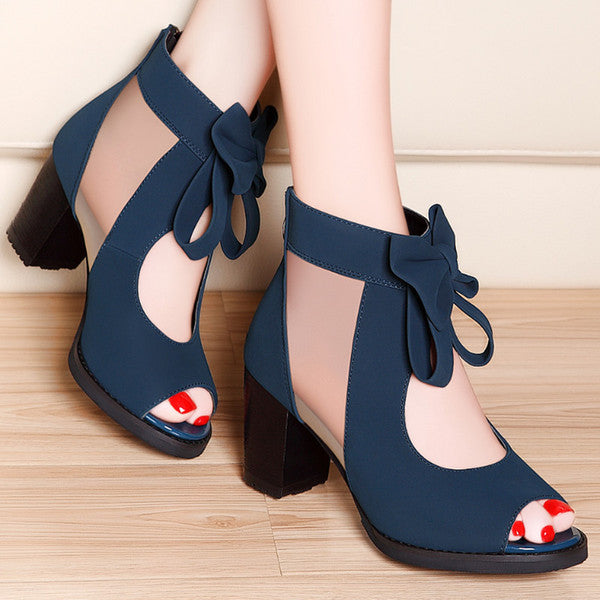 'Yani' Hot Seller New Style Women Shoes-shoes-Trendy-JayBoutique-Blue-US3-Trendy-JayBoutique