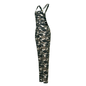 Camouflage Strap Dungarees Harem Overalls-dungarees-Trendy-JayBoutique-S-Trendy-JayBoutique