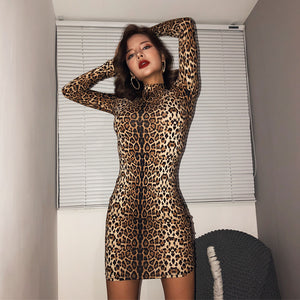 Leopard-Print Festival Dress-leopard print-Trendy-JayBoutique-Tiger long-L-Trendy-JayBoutique