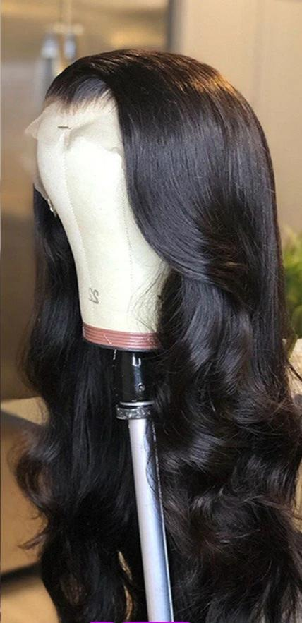 Brazilian Body Wave Lace Front Wigs-human hair wig-Trendy-JayBoutique-18inches-180 Density 360 Wig-Trendy-JayBoutique