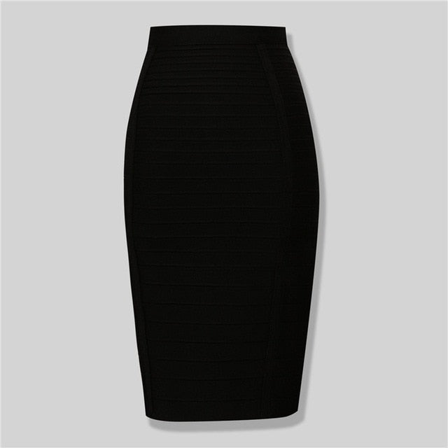 Brand New Sexy Bodycon Skirt-Skirt-Trendy-JayBoutique-Black-XS-Trendy-JayBoutique