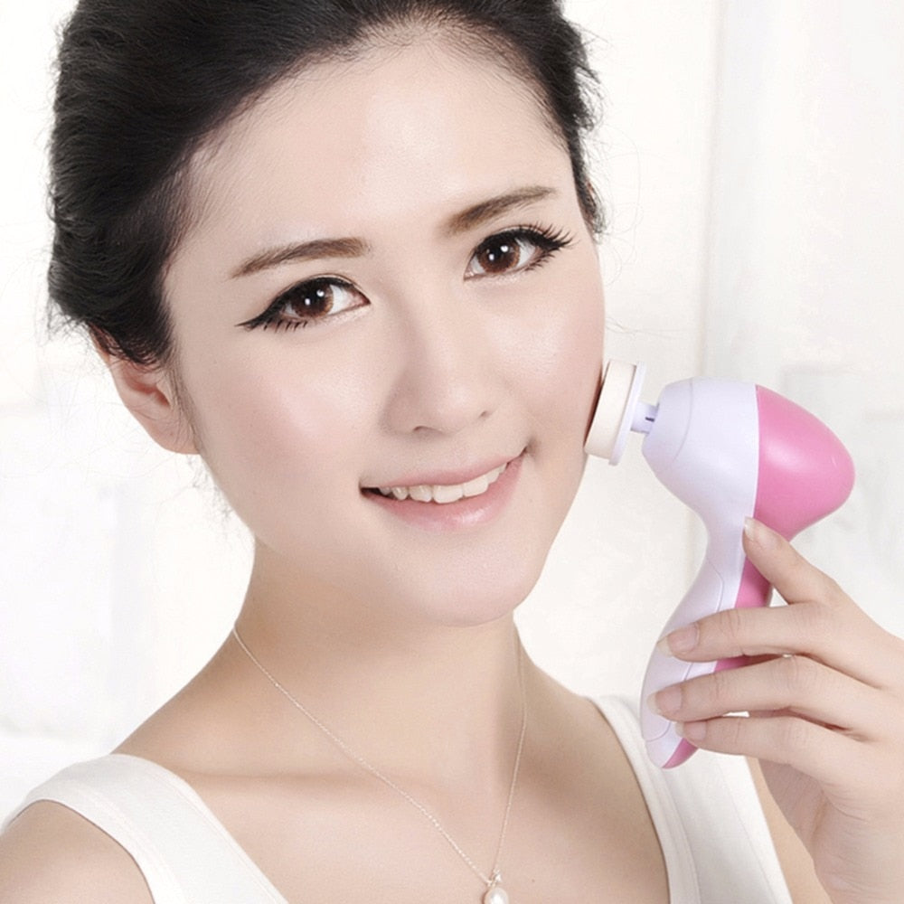 Facial Brush Beauty Tool-Facial Brush-Trendy-JayBoutique-Trendy-JayBoutique