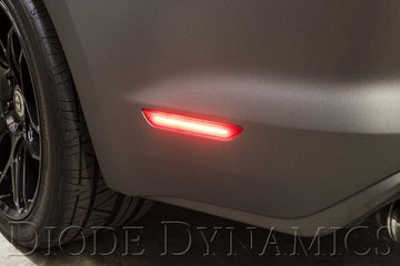 LED Sidemarkers For 2015 - 2019 Ford Mustang - ASUN Garage