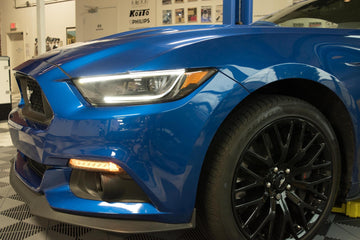 Bi-LED Headlights For 2015-2017 Ford Mustang - ASUN Garage