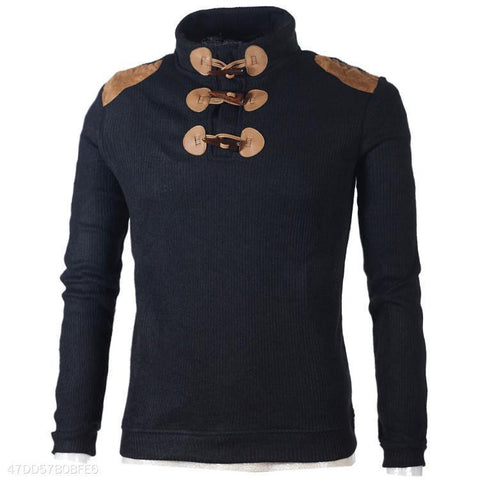 Cotton Blended Mens Sweater