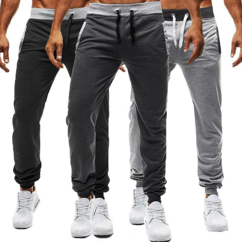 Fitness Training Loose Cotton Trousers