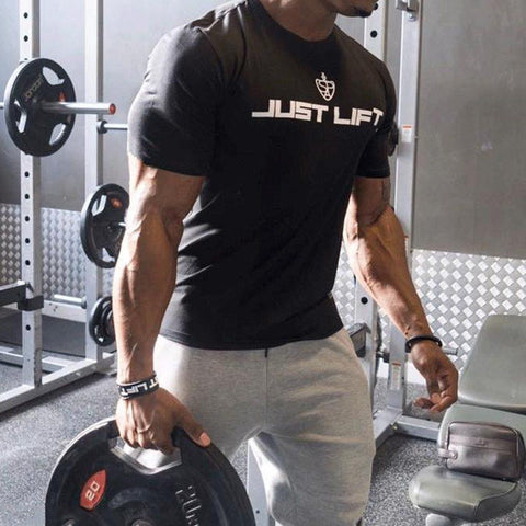 'Just Lift' Shirt in 5 Colors
