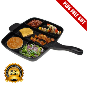 SMART 5-IN-1 Multi-Purpose Non-Stick Pan