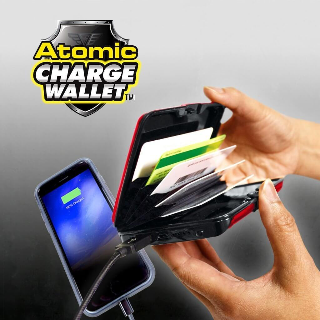 2-in-1 Powerbank plus Wallet