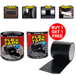 "QUICK FIX FLEX TAPE WATERPROOF TAPE( 4""X5'ROLL)"