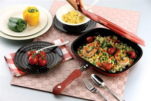 Double Sided Non-Stick Multi-Purpose Grill Pan