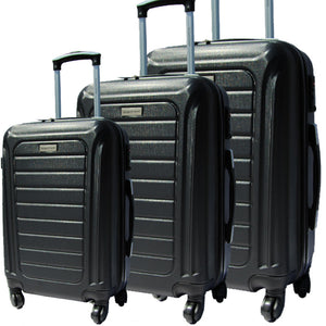sacaelle - Set de 3 trolley - ABS JACQUES ESTEREL - Set de 3 trolley - ABS JACQUES ESTEREL