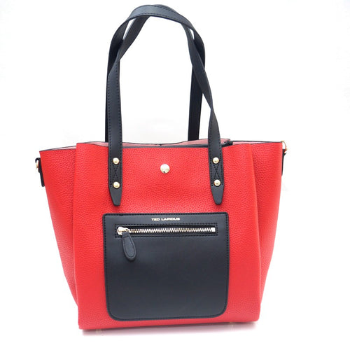 SAC PORTE MAIN CHARLAYNE BY TED LAPIDUS, ROUGE, Sac à Elle, Sac, BAGAGE, TED LAPIDUS JACQUES ESTEREL, STEVE MADDEN