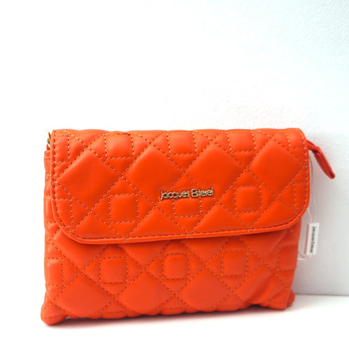 MINI POCHETTE JAYNE BY JACQUES ESTEREL, ORANGE, Sac à Elle, Sac, BAGAGE, TED LAPIDUS JACQUES ESTEREL, STEVE MADDEN