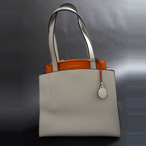 TANIA SAC PORTE MAIN BY TED LAPIDUS, BLANC, Sac à Elle, Sac, BAGAGE, TED LAPIDUS JACQUES ESTEREL, STEVE MADDEN