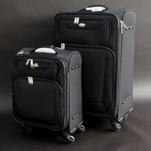 sacaelle - Valise duo en toile BY JACQUES ESTEREL - DUO VALISES EN TOILE BY JACQUES ESTEREL