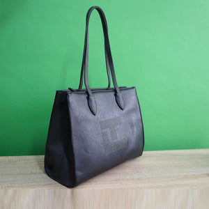 SAC SHOPPING DAUPHINE BY TED LAPIDUS, NOIR, Sac à Elle, Sac, BAGAGE, TED LAPIDUS JACQUES ESTEREL, STEVE MADDEN