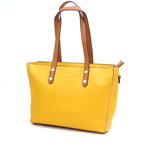 SAC SHOPPING ENORA BY TED LAPIDUS, JAUNE, Sac à Elle, Sac, BAGAGE, TED LAPIDUS JACQUES ESTEREL, STEVE MADDEN