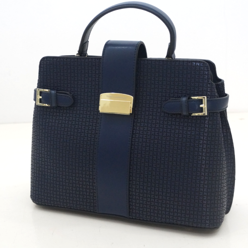 SAC PORTE MAIN FIDELIO II BY TED LAPIDUS, Marine, Sac à Elle, Sac, BAGAGE, TED LAPIDUS JACQUES ESTEREL, STEVE MADDEN