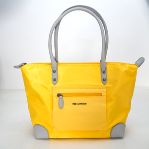 SAC SHOPPING RONDA II BY TED LAPIDUS, JAUNE / GRIS, Sac à Elle, Sac, BAGAGE, TED LAPIDUS JACQUES ESTEREL, STEVE MADDEN