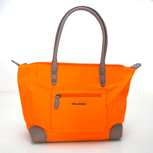 SAC SHOPPING RONDA II BY TED LAPIDUS, ORANGE / TAUPE, Sac à Elle, Sac, BAGAGE, TED LAPIDUS JACQUES ESTEREL, STEVE MADDEN