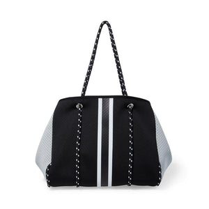 BLANAI-S BLACK Shopper bag  by Steve Madden
