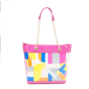 SAC SHOPPING TROPIQUES II BY TED LAPIDUS, FUSHIA, Sac à Elle, Sac, BAGAGE, TED LAPIDUS JACQUES ESTEREL, STEVE MADDEN