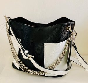 Bbettie sac bourse by Steve Madden, BLACK / WITHE, Sac à Elle, Sac, BAGAGE, TED LAPIDUS JACQUES ESTEREL, STEVE MADDEN