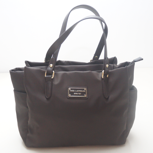 Sac shopping ronda by TED LAPIDUS, Marron, Sac à Elle, Sac, BAGAGE, TED LAPIDUS JACQUES ESTEREL, STEVE MADDEN