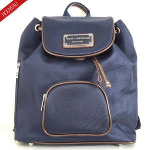 SAC A DOS TONIC BY TED LAPIDUS, marine, Sac à Elle, Sac, BAGAGE, TED LAPIDUS JACQUES ESTEREL, STEVE MADDEN