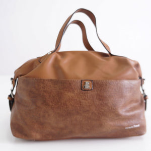 SAC POLOCHON  BETTY BY JACQUES ESTEREL, MARRON, Sac à Elle, Sac, BAGAGE, TED LAPIDUS JACQUES ESTEREL, STEVE MADDEN