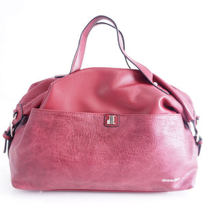 SAC POLOCHON  BETTY BY JACQUES ESTEREL, CARMIN, Sac à Elle, Sac, BAGAGE, TED LAPIDUS JACQUES ESTEREL, STEVE MADDEN